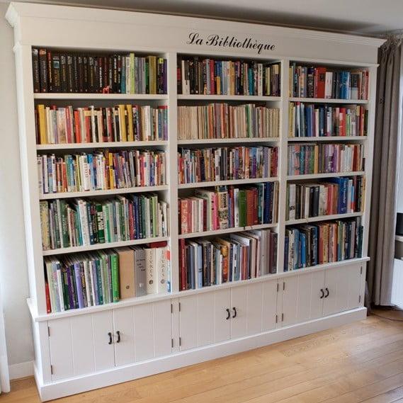 Boekenkast in stukjes hakken mijn opruimcoach for Boekenkast design